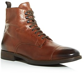 To Boot Men's Richmond Leather Cap-Toe Boots