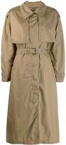 Isabel Marant oversized trench coat