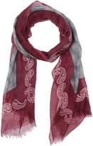 Manuel Ritz Oblong scarves - Item 46527153