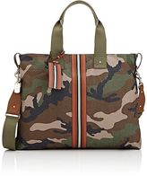 Valentino Men's Camouflage Tote Bag