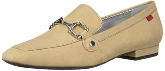 Marc Joseph New York Women's Genuine Leather W. Houston Buckle Loafer