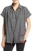 Madewell 'Courier' Check Cotton Shirt