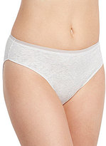 OnGossamer Jersey Hi-Cut Brief Panty