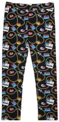 Moschino Kids Bear Logo Leggings (4-14 Years)