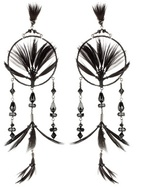 Valentino Dream Catcher Embellished Earrings