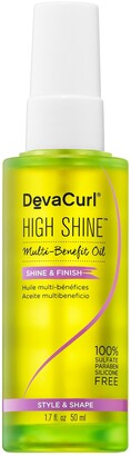 DevaCurl High Shine Multi-Benefit Oil