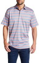 Peter Millar Floyd Stripe Cotton Polo