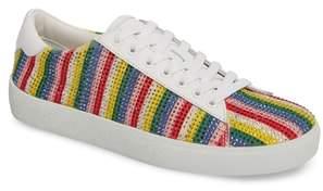 Alice + Olivia Cassidy Crystal Embellished Sneaker