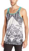 Neff Men's Tops and Tanks-Disney, Mickey, Simpsons and More