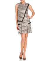 Raoul Ellery Tweed Fringe Dress
