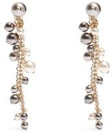 Lanvin Faux-pearl drop earrings