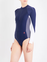 Perfect Moment High-neck neoprene spring suit