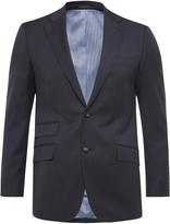 Oxford Marlowe Wool Suit Jacket
