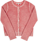 Bonpoint Cashmere Cardigan-PINK