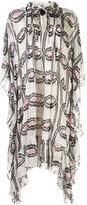 Cynthia Rowley Thasos ikat-print kaftan dress