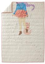 Full-Queen Wardrobe Change Reversible Quilt