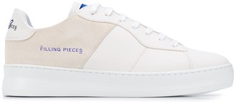 Filling Pieces Plain Court 683 25mm low-top sneakers