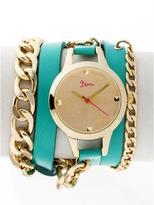 Boum Emballage Collection BOUBM3805 Women's Gold Analog Watch