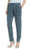 Nic+Zoe Women's Seaglass Print Pants