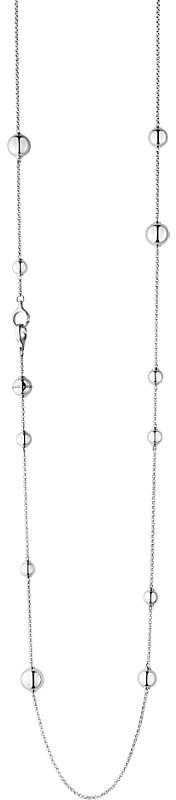 Georg Jensen Sphere Sautoir necklace