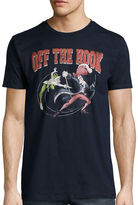 Novelty T-Shirts Disney Collection Short-Sleeve Peter Pan vs. Captain Hook Tee
