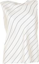 Giorgio Armani Striped Sleeveless Top