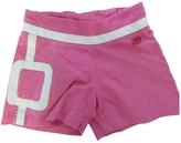 Christian Dior Pink Cotton Shorts
