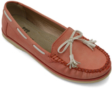 Watermelon Red Bow Moccasin