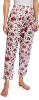 XiRENA Peyton Floral-Print High-Waist Lounge Pants