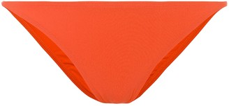 Tory Burch Solid bikini bottoms