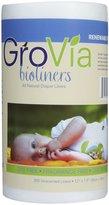 Green Baby GroVia Bioliners Diaper Liners - 200ct.