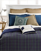 Lauren Ralph Lauren Blackwatch Lightweight Reversible Down Alternative Full/Queen Comforter
