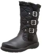 Rachel Katniss Quilted Buckle Boot (Toddler/Little Kid)