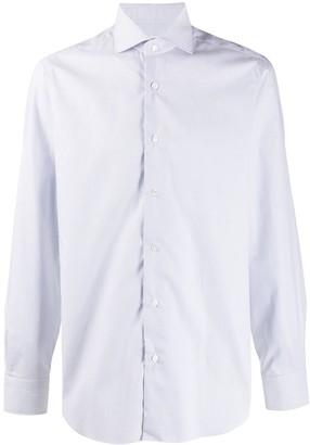 Barba Dotted Formal Shirt