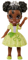 Disney Princess Sparkle Mini Toddler Tiana Figure
