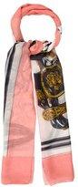 Hermes Brides de Gala Mousseline Silk Stole