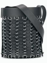Paco Rabanne small bucket bag
