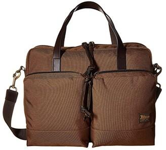 Filson Dryden Briefcase (Otter Green) Briefcase Bags