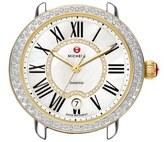 Michele Women's 'Serein 16 Diamond' Watch Case, 34Mm X 36Mm