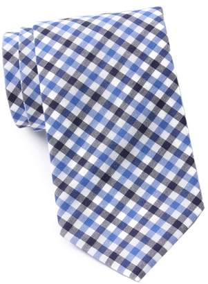 Tommy Hilfiger Iowa Check Xtra Long Tie