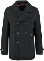 Merc Doyle Short Coat Black