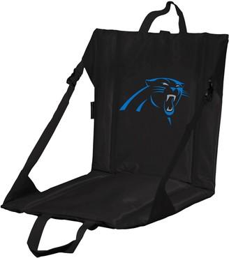 Logo Brands Carolina Panthers Folding Stadium Seat