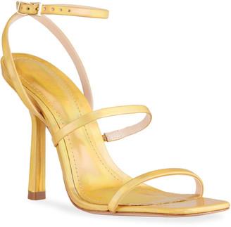 Schutz S-Nita Strappy Stiletto Sandals