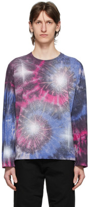 Our Legacy Multicolor Firework Box Long Sleeve T-Shirt