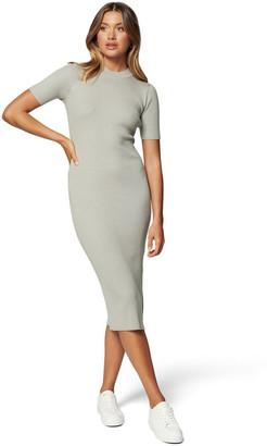 Forever New Petite Yazmin Petite Tee Midi Knit Dress