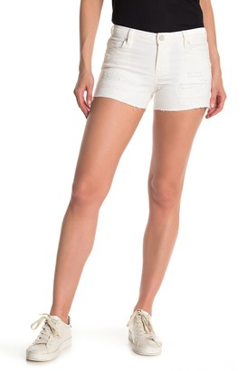 Blanknyc Denim Rip & Repair Denim Shorts