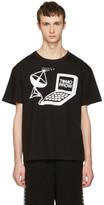 Stella McCartney Black Tomorrow Computer T-Shirt