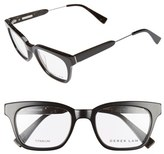 Derek Lam Women's 50Mm Glasses - Black Brown