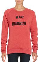 Alternative Bah Humbug Long Sleeve Sweatshirt
