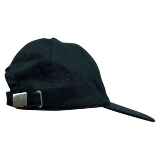 Vetements Black Cotton Hats & pull on hats